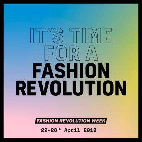Fashion Revolution 2019